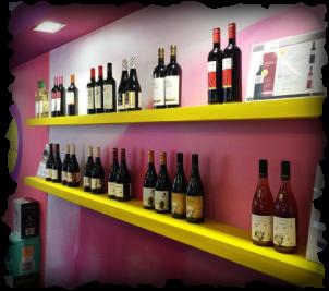 Axial Vinos Bottles